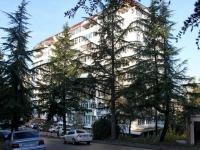 Sochi, st Tuapsinskaya, house 9/2. Apartment house