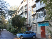 Sochi, Tuapsinskaya st, house 13. Apartment house