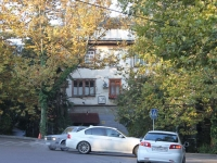 Sochi, Tuapsinskaya st, house 14. Apartment house