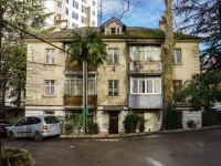 Sochi, Tuapsinskaya st, house 4/1. Apartment house