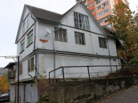 Sochi, Vishnevaya st, house 15/1. Apartment house