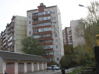 Sochi, Vishnevaya st, house 18. Apartment house