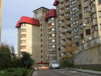 Sochi, Vishnevaya st, house 31. Apartment house