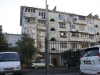 Sochi, Volgogradskaya st, house 30. Apartment house