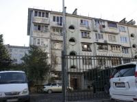 Сочи, улица Волгоградская, дом 30. многоквартирный дом