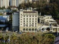 Сочи, Горького переулок, дом 56/3. гостиница (отель) Park Inn by Radisson Sochi City Centre