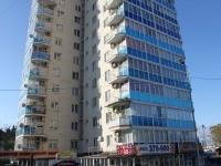 Sochi, Gruzinsky alley, house 1. Apartment house