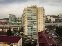 Сочи, Грузинский переулок, дом 1. многоквартирный дом