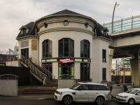 Сочи, Грузинский переулок, дом 2Б. многофункциональное здание