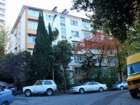 Sochi, Dagomyssky alley, house 9. Apartment house