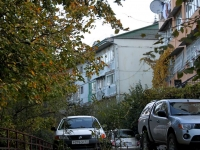 Sochi, alley Dagomyssky, house 11. Apartment house