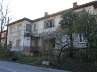 Sochi, Sevastopolskaya st, house 2. Apartment house