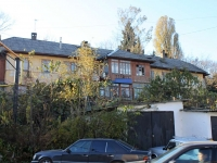 Sochi, Sevastopolskaya st, house 4. Apartment house