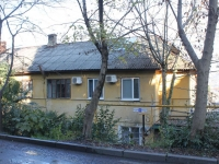Sochi, Sevastopolskaya st, house 8. Apartment house