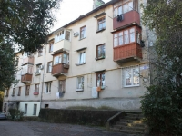 Sochi, Sevastopolskaya st, house 22. Apartment house