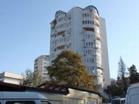 Sochi, Sevastopolskaya st, house 27Б. Apartment house