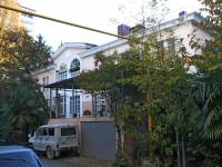 Sochi, Sevastopolskaya st, house 27. Apartment house