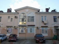 Sochi, Sevastopolskaya st, house 29. Apartment house