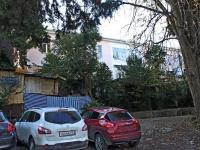 Sochi, Sevastopolskaya st, house 37. Apartment house