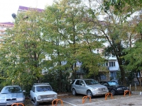 Сочи, улица Макаренко, дом 5. многоквартирный дом