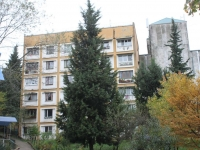 Sochi, st Makarenko, house 18. Apartment house