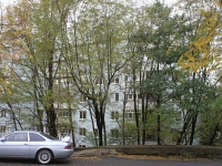 Sochi, Makarenko st, house 19. Apartment house