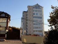 Sochi, Makarenko st, house 40. Apartment house