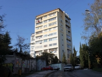 Sochi, Makarenko st, house 41. Apartment house