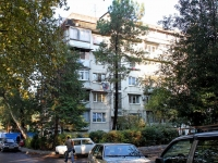 Sochi, Nevskaya st, house 4. Apartment house
