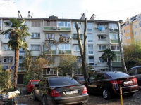 Sochi, Nevskaya st, house 16. Apartment house