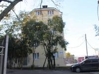 Сочи, улица Невская, дом 36. многоквартирный дом