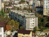 Sochi, Nevskaya st, house 14. Apartment house