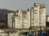 Sochi, Nevskaya st, house 18. Apartment house