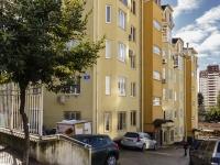 索契市, Nevskaya st, 房屋 36. 公寓楼