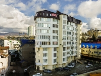 Sochi, Odesskaya st, house 22. Apartment house