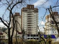 Сочи, улица Параллельная, дом 9 ЛИТ 2. многоквартирный дом Остров мечты, жилой комплекс