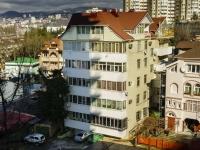 Sochi, Parallelnaya st, house 9/1. Apartment house