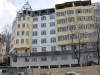 Сочи, улица Пластунская, дом 100/2СТР. строящееся здание