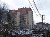 Сочи, улица Пластунская, дом 100. многоквартирный дом