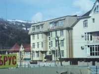 Sochi, Plastunskaya st, house 167/13. Apartment house