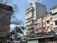 Sochi, Plastunskaya st, house 177/1. Apartment house