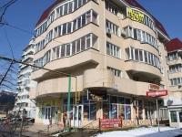 Sochi, st Plastunskaya, house 177А. Apartment house