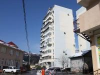 Sochi, Plastunskaya st, house 177. Apartment house