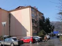 Sochi, Plastunskaya st, house 179А. Apartment house