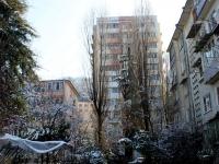Сочи, улица Пластунская, дом 181А. многоквартирный дом