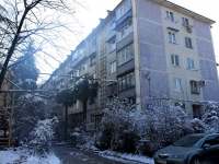 Sochi, Plastunskaya st, house 181. Apartment house