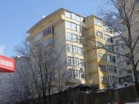 Сочи, улица Пластунская, дом 194/10. многоквартирный дом