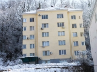 Sochi, Plastunskaya st, house 194/16. Apartment house