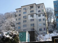 Sochi, Plastunskaya st, house 194/2. Apartment house