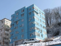 Сочи, улица Пластунская, дом 194/3. многоквартирный дом